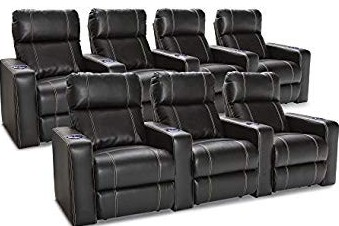 SeatCraft Dyasty Home Theater Seating