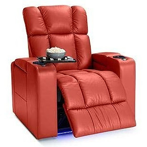 Collinwood Leather Power recliner