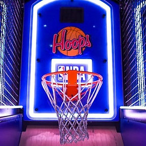 hoops machine