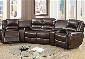 5 Piece Sectional By Poundex