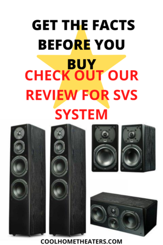 SVS Prime Tower 5.0 Surround System Review