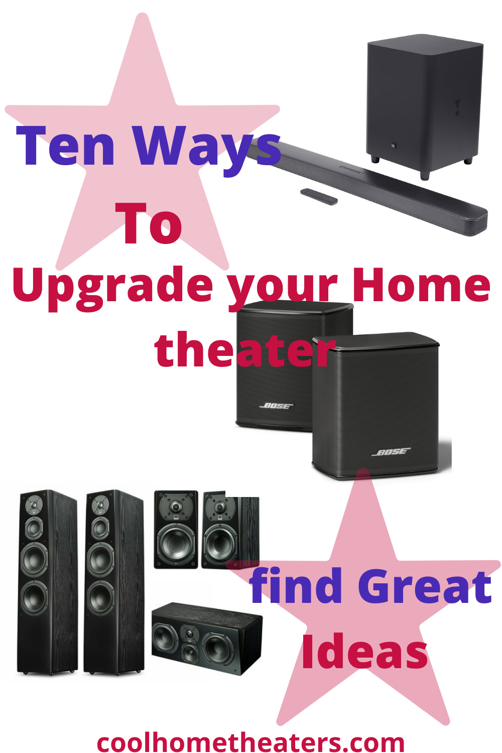 Ten Ways To Upgrade Your Home Theater Sound System