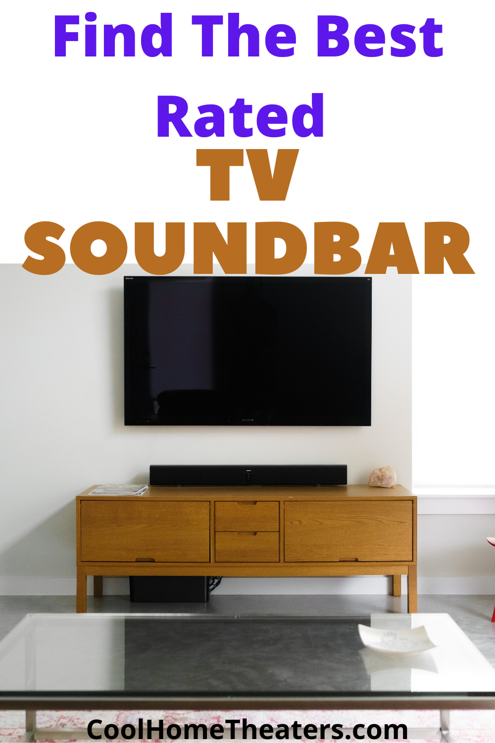 What Is The Best Rated TV Sound Bar With a Subwoofer?