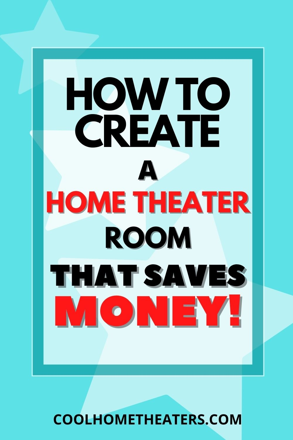 How To Create A Home Theater Room?