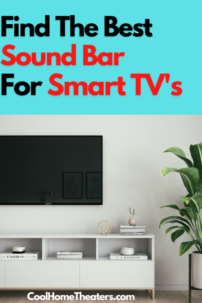 What Is The Best Sound Bar For Smart TV?