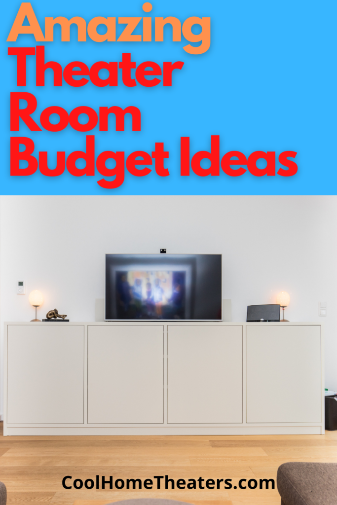 The Best Home Theater Ideas On A Small Budget.